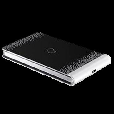 SF-ACREADER-CARD: USB card reader - Cards EM 125 KHz - 13.56MHz Mifare cards - Led indicator - Plug & Play - Apt for SCC AC software