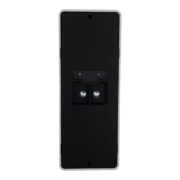 SF-DB001-WIP: WiFi IP Doorbell - 2Mpx WDR camera - Bidirectional audio - Mobile App for remote monitoring - Motion detection with events - Surface mounting