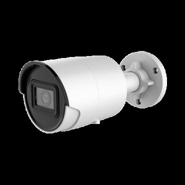 "SF-IPB026UWHA-4U-AI2: 4 MP IP Camera - 1/2.7"" Ultra Low Light sensor - Compression H.265+ / H.265 - 2.8 mm lens / WDR / IR 40m - People Counting - Truesense2: Improved false alarm filter"