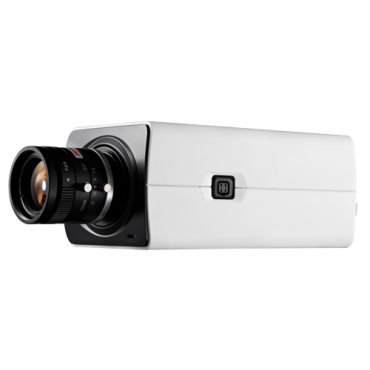 "SF-IPB590UWH-2P: IP Box Camera 2 Megapixel - 1/2.7"" Progressive Scan CMOS - Compression H.265+ - Ultra Low Light - Real WDR (120dB) - PoE 802.3af"