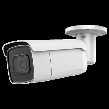 "SF-IPB798ZUWH-4U-AI2: 4 MP IP Camera - 1/2.7"" Ultra Low Light sensor - Compression H.265+ / H.265 - Motorized Lens 2.8~12 mm Autofocus / WDR - People Counting - Truesense2: Improved false alarm filter"