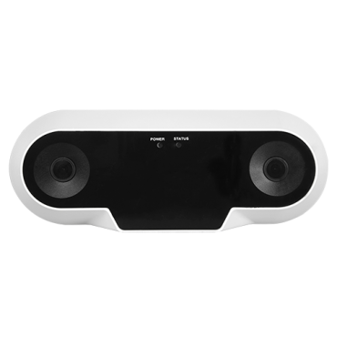 """SF-IPCOUNT-M: Safire people counting IP camera - 1/2.8"""" Progressive Scan CMOS - Statistics on entries, exits and transit - Daily, monthly and annual reports - Alarms 