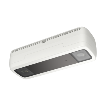 SF-IPCOUNT-EXT-Y0200: Safire people counting IP camera - 2 mm Lens - Resolution 1080P - Entry, exit and transit statistics - Alarms | PoE (IEEE802.3af) - Suitable for outdoor installation