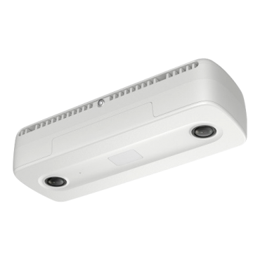 SF-IPCOUNT-Y0200: Safire people counting IP camera - 2 mm Lens - Resolution 1080P - Entry, exit and transit statistics - Alarms | PoE (IEEE802.3af) - Indoor use