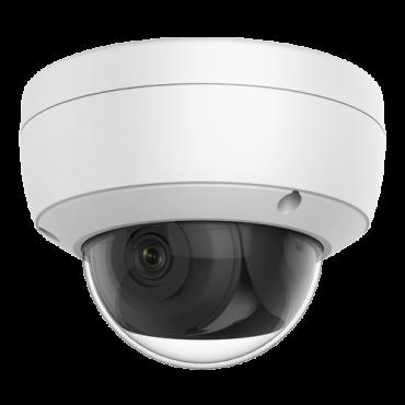 "SF-IPD820UWHA-4U-AI2: 4 MP IP Camera - 1/2.7"" Ultra Low Light sensor - Compression H.265+ / H.265 - Lens 2.8 mm / WDR / IR 30 m - People Counting - Truesense2: Improved false alarm filter"