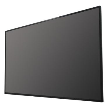 """SF-MNT55-4K: SAFIRE LED Monitor 4K 54.6"""" - Designed for surveillance use - Format 16:9 - 2x HDMI2.0 - Resolution 3840x2160 - Audio 