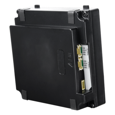 """SF-VIMOD-DISP: Safire Extension Module - LCD screen 3,5"""" - Navigation keypad - Storing 500 contacts - Suitable for exterior IP65 - Modular"""