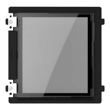 SF-VIMOD-INFO: Safire Extension Module - Information Display Module - Printable paper included - Automatically backlit - Suitable for exterior IP65 - Modular