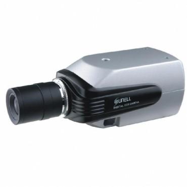 "SN-582CR : CVBS Super High ResolutionColour Box Camera - 1/2""Sony Ex-view HAD CCD - 540TVL - OSD menu _ Min. Illumination 0.003Lux/F1.2"