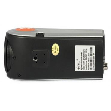 SN-BXC59/50DN: CVBS High Resolution Day/Night Box Camera, True WDR, Double Scan CCD, 650TVL, Sony Effio-P, Polygon Masking, 3D-DNR, Slow Shutter