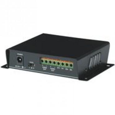 TTA111AV-2: Long Range Twisted Pair CVBS Transmission System - Active Series - set (CAM-TTA111AVT + CAM-TTA111AVR)