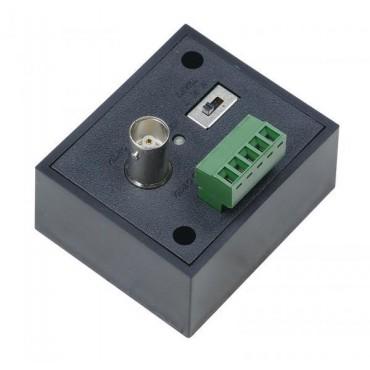 TTA111HDT: HD-TVI / AHD / HDCVI UTP Active Transmitter