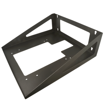 VR-060: OLLE - Bracket for safe - Wall installation - Installation holes - Compatible with VR-100/E and VR-110/E