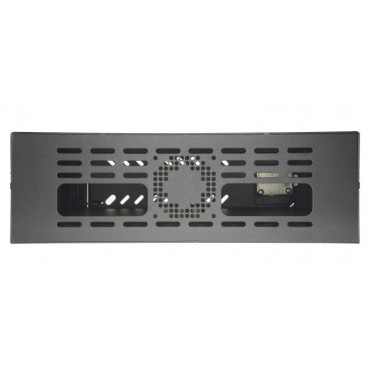 VR-110E: Safe for DVR - Specific for CCTV - For DVR of 1U rack - electronic lock - With ventilation and cable passage - Quality and resistance