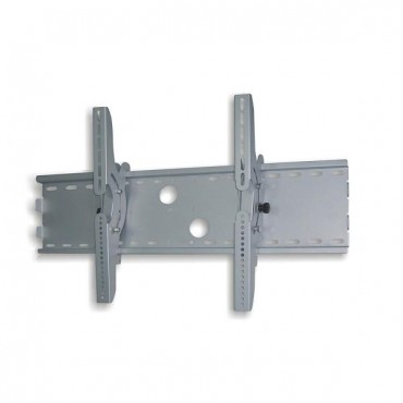 """PLASMA-W200: Branded TV/Monitor Wall Mount (tiltable) for 37""""-85"""" Screen - Silver - Zilver"""