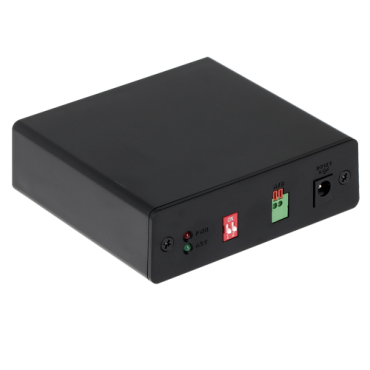 XS-ALARMBOX16-6 : Alarm box X-Security - Provides alarm to different XVR - Compatible with -VS2 - 16 inputs / 6 outputs - Communication RS485 - Up to 4 boxes for each XVR