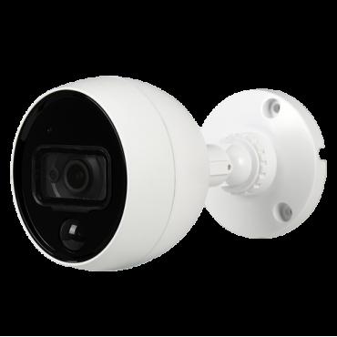 "HAC-ME1200B: HDCVI Camera - X-Security Active Deterrence ECO IoT range - 1/2.7"" 2 Megapixel CMOS - Lens 2.8 mm / PIR 10 m range - DWDR - IR LEDs Range 20 m"