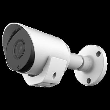 HAC-LC1220T-TH: X-Security IoT bullet camera - 2 Megapixel resolution - 2.8mm lens - Temperature and humidity sensor - IR LEDs Range 20 m - DWDR