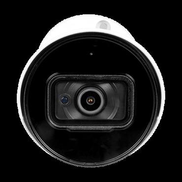 "XS-CV609SA-F4N1: 1080p X-Security Bullet Camera - HDTVI, HDCVI, AHD and Analog - 1/2.8"" Progressive CMOS Starlight - 2.8 mm Lens - IR LEDs Range 30 m - Internal Microphone"