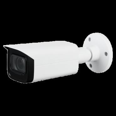"XS-IPB830ZSWHA-8U-AI: 8 MP IP Camera - 1/2.8"" Progressive Scan CMOS - Starlight - 2.7 ~ 13.5 mm Motorised Lens - Alarm | Audio - Wizsense: False alarm filter"