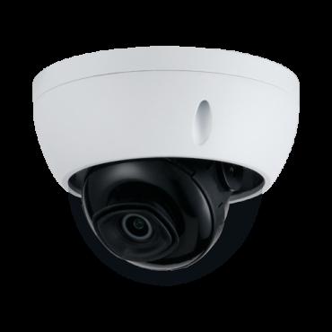 XS-IPD842SWH-2P: X-Security IP Dome Camera - 2 Megapixel (1920x1080) - Lens 2.8 mm Starlight - IR LED 30m - H.265+ / PoE - Weatherproof IP67 Anti-vandal IK10