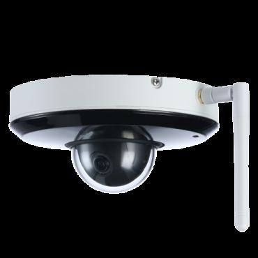"XS-IPSD0503SAWH-2W: PTZ IP Camera  - 1/2.8"" STARVIS CMOS - 3X Optical zoom - 2 Megapixel (1920x1080) - Wifi IEEE 802.11b/g/n - IVS rules and defog"