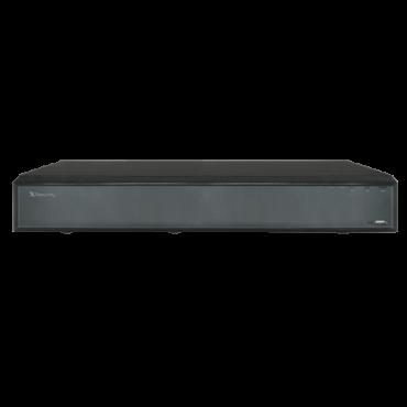 XS-NVR6216-4K : X-Security NVR for IP cameras - Max. recording resolution 12 Megapixel (4K) - Compression H.265+/H.265/H.264+/H.264/MJPEG - 16 CH IP - Bandwidth 320 Mbps - Space for 2 hard disks