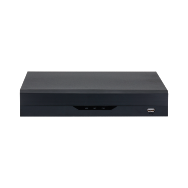 XS-XVR6108S-4KL-2FACE: DVR 5n1 X-Security - 8 CH HDTVI/HDCVI/AHD/CVBS (8Mpx) + 8 IP (8Mpx) - Audio over coaxial - 8M (7FPS) Recording Resolution - 2 CH facial recognition - 8 CH Human and vehicle recognition