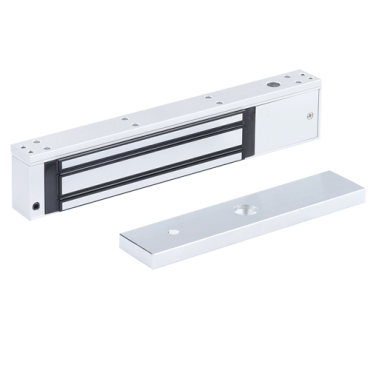 VT-YF-280AST-LED: Electromagnetic lock - For simple door - Fail Safe opening mode - Holding force 280 Kg - Door and closing status sensor - Different compatible profiles