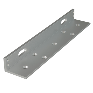VT-YF-280L: L profile for magnetic locks - Compatible with YF-280XX - For opening to the outside - Suitable for sliding doors - High strength and durability - Made in duralumin
