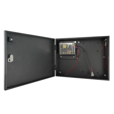 ZK-C3-BOX: ZKTeco - Box for C3 controller - Anti-tampering - Lock with key - Includes power supply - Suitable for any installation