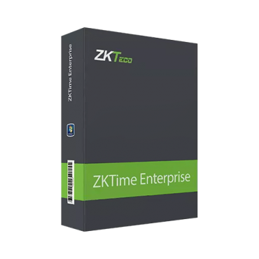 ZK-ENTERPRISE-50: Time & Attendance license software - Capacity 50 users - TCP / IP communication | Wifi - Multi-language | Advanced functions - Multitude of schedule reports - SQL professional database