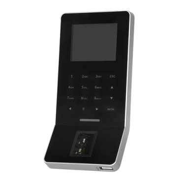 ZK-F22: Access and Attendance control - SilkID Fingerprint Sensor, keypad and EM card - 3.000 recordings / 30.000 records - TCP/IP, USB, RS485, Wiegand & Relay - Valid for interior - ZKAccess Software 3.5 | ZkTimeNet 3.0