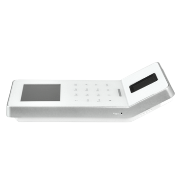 ZK-F22-W: Access and Attendance control - SilkID Fingerprint Sensor, keypad and EM card - 3.000 recordings / 30.000 records - TCP/IP, USB, RS485, Wiegand & Relay - Valid for interior - ZKAccess Software 3.5 | ZkTimeNet 3.0