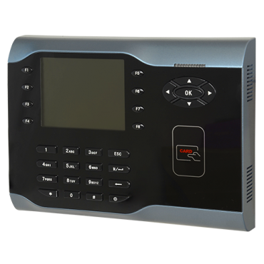 ZK-iCLOCKS-500: Time & Attendance control - EM RFID card and keypad - 30.000 recordings / 200.000 records - TCP/IP and USB - Function buttons for time & attendance - ZkTimeNet 3.0 Lite | ZkTimeNet 3.0| SmallBusiness