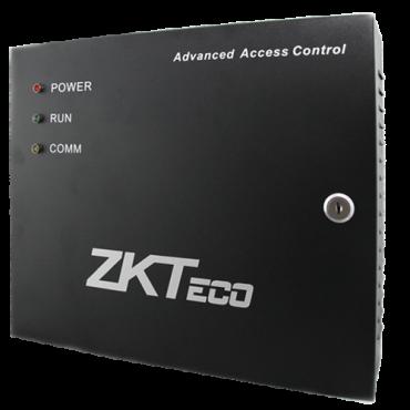 ZK-INBIO-BOX: ZKTeco - Box for INBIO controller - Anti-tampering - Lock with key - Includes power supply - LED status indicator