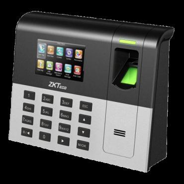 ZK-UA200: Time & Attendance control - Fingerprints, EM RFID card and keyboard - 3.000 recordings / 100.000 records - TCP/IP, RS232, RS485 and USB - Time & Attendance control mode management - ZkTimeNet 3.0 Lite | ZkTimeNet 3.0