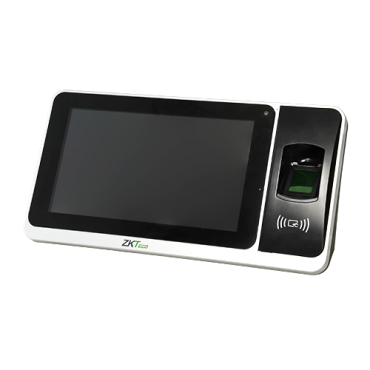 ZK-ZPAD-PLUS: Android Time & Attendance Control - Fingerprints, EM RFID card and keyboard - 50 users / 200.000 registers - TCP/IP, USB, WiFi, Slot MicroSD - Touch screen | Capture camera - BioTime Web software included