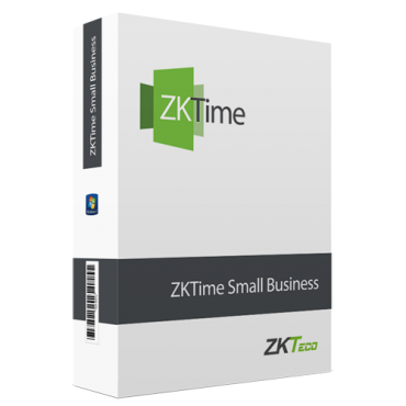 ZKTIME-SB-100: Time & Attendance license software - Capacity 100 users - TCP / IP communication | Wifi - Multi-language | Advanced functions - Multitude of schedule reports - SQL professional database