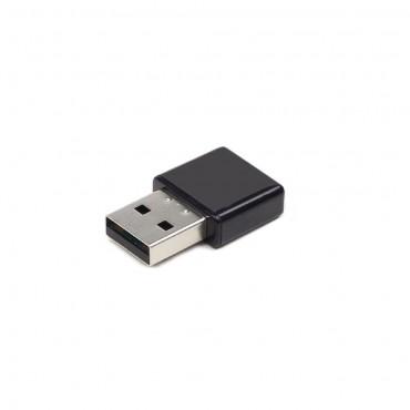 WNP-UA-0 : Mini USB WiFi ontvanger, 300 Mbps