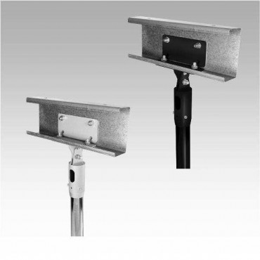 BT7012 : Adjustable purlin mount for use with B-Tech 50mm poles