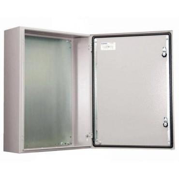 SC664 : Steel cabinet 600 x 600 x 400 mm