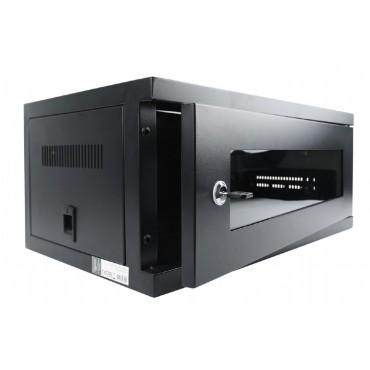 GMB-19A-PCAB-01 : 19'' rack patch cabinet, 4U size